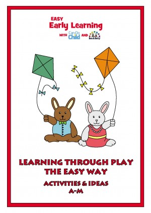 easy early learning resources packs