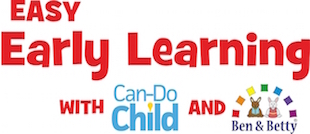 Easy Early Learning with ben and Betty and Can Do Child