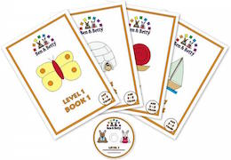 Level 1 pack - four activity workbooks and a CD-ROM (PC only)